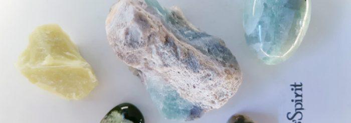 New crystals